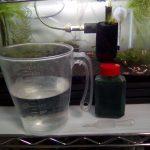 生クロレラ実験2
